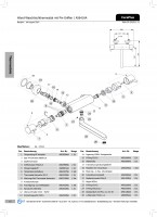 Ideal Standard Perlator M24x1, Edelmessing, A860050AE