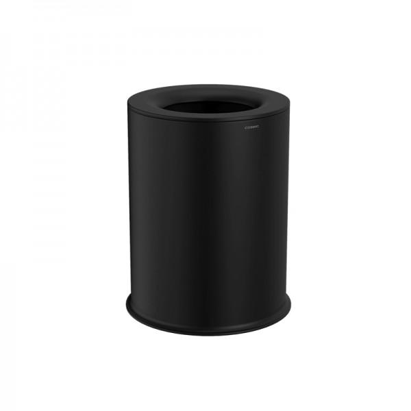 Cosmic Geyser Abfallbehälter 5L 20x26x20cm, Schwarz Matt, 2773602