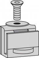 Mepa Duschrinne Nivellier-, schrauben Ablaufrost Plan Typ2, 592015