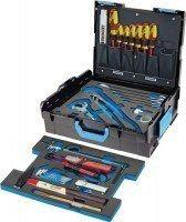 Gedore Werkzeugfabrik Werkzeugsortiment 44 teilig Sortiment Sanitär in L-Boxx, 2658216