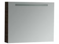 Laufen Spiegelschrank mit Beleuchtung Alessi One, ohne Schalter, B:800, H:650, T:165 mm