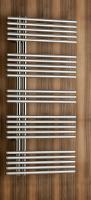 Caleido Pavone single Badheizkörper (Mischbetrieb), B: 510 mm x H: 1402 mm