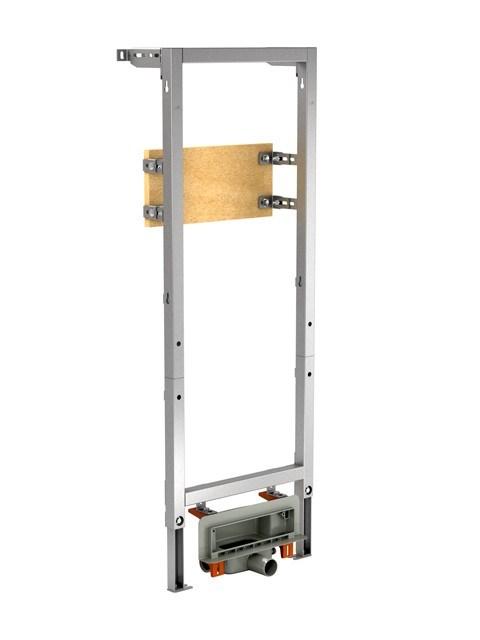 VariVIT Wand-Duschrinne, Compact für UP-Armatur, 549007 549007