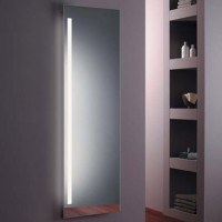 Zierath Lichtspiegel Salis50160 LED BxH: 500x1600, Lux:220, 1 x 20 W, ZSALI0301050160