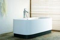 Hoesch Badewanne SingleBath Duo 1766x1141 f. Einb.,