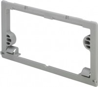 Viega Grundplatte 8310.48 in 243x113x86,5mm Kunststoff grau