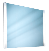 Schneider Lichtspiegel HSP/MOD 100/FL, 2x21W 1000x950x65 alueloxiert, 121.507.01.50