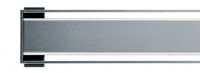 I-DRAIN Rostabdeckung Plano matt, 100 cm,Edelstahl,ABS Kunstoff