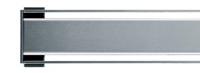 I-DRAIN Rostabdeckung Plano matt, 90 cm,Edelstahl,ABS Kunstoff