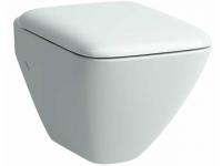 Laufen Wand-WC Compact, Palace, 360x490, weiß, Tiefspüler, 82070.3, 8207030000001
