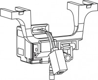 Mepa Sanicontrol Ersatz-, elektronik EE 960 Netz, 718964