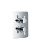 HSK Softcube Unterputz-Thermostat, mit 2-Wege Umsteller