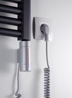 HSK Heizstab 3 LED, silber, Leistung: 900 Watt, 892900