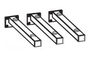 Artiqua Dimension 112 Konsole für Betonwaschtisch mit Breite 169 cm 101-WTK-450-03