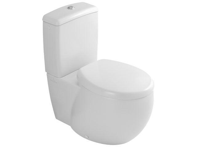 Tiefspül-WC für Kombination Aveo 661410R2