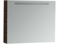 Laufen Spiegelschrank m. Beleuchtung Alessi One mit Schalter, B:800, H:650, T:165 mm
