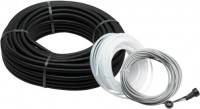 Viega Kabel Grundfix 4987.6, in 20m Kunststoff schwarz