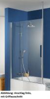 HSK Walk in Easy Comfort Badewannenaufsatz 1-teilig
