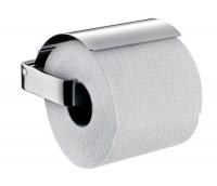 Emco loft Papierhalter, mit Deckel, chrom, 050000100