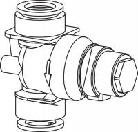 Mepa Sanicontrol Magnetventil, MV825/925 Batteriebetrieb, 718204
