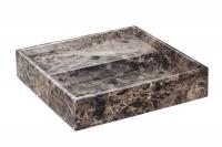 Cosmic Container Waschbecken 57 cm, Braun glänzend, 7751810