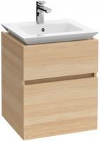 Villeroy & Boch Waschtischunterschrank Legato B288 500x590x440mm Glossy White, B28800DH