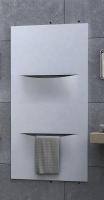 Caleido cut vertikal einlagig Badheizkörper B: 620 mm x H: 1520 mm