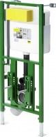 Viega Dusch-WC-Element Viega Eco Plus, 8161.20 in 1130mm Stahl grün