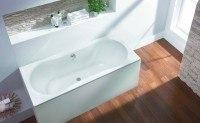 Hoesch Badewanne Tacna 1800x800, weiß