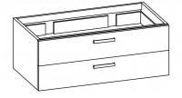 """Artiqua COLLECTION 415 Waschtischunterschrank zu """"SWT DLight 120"""" B:1150mm"""