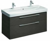 Keramag Waschtischunterschrank Smyle, 1168x625x461mm