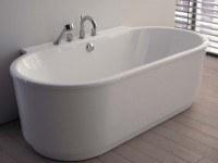 Hoesch Badewanne Foster Vorwand 1900x1020 freistehend, 6479.010