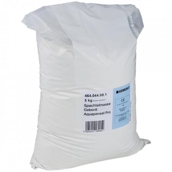 Geberit Spachtelmasse zu Geberit Aquapaneel Pro, 5 kg, 464044001