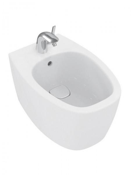 Ideal Standard Wandbidet Dea, 1 Hahnloch, B:365, T:550, H:325mm, Weiß T509801