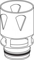 Mepa Ablaufkorb mit O-Ring, , 590709