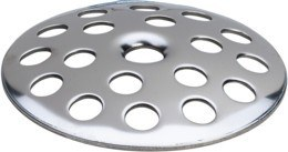 Viega Sieb 5115-563 in 60mm Chromnickelstahl poliert