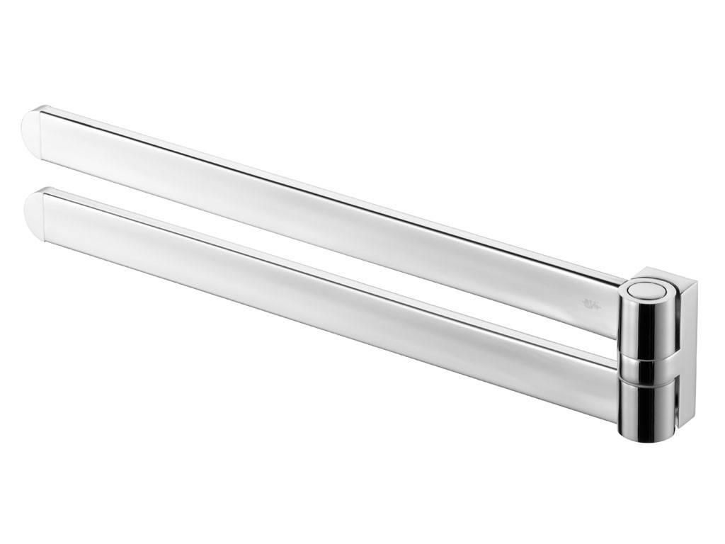 Futura Handtuchhalter Zweiarmig, chrom 02995