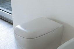 Genesis WC-Sitz, weiss GE019BI