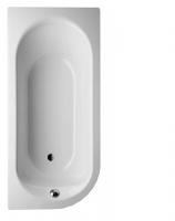 Bette Rechteck-Badewanne Pur V 8763, 185x85x45 cm