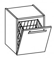 Artiqua EVOLUTION 211 Waschtischunterschrank B:390mm 1 Wäschekipppe