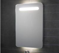Koh-I-Noor Spiegel PL Curve B: 55, H: 85 cm, mit doppelter Beleuchtung
