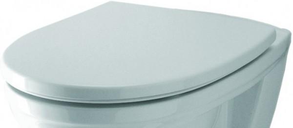 Geberit (Keramag) Felino WC-Sitz mit Absenkautomatik, weiss