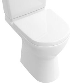 Tiefspül-WC für Kombination compact O.Novo 56891001