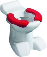 Keramag Stand-Tiefspül-WC Kind, B: 330, T: 500 mm, 212010000, weiss