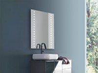 Vanita & Casa Phoenix LED-Spiegel, B: 600, H: 900 mm, mit Dimmer und Heizung
