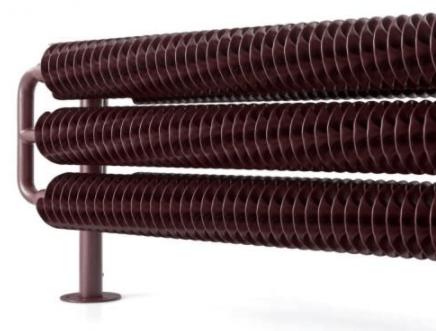 Terma Ribbon HSD Heizkörper, B:1540, H:190mm
