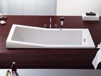 Hoesch Badewanne Foster 1600x700, weiß