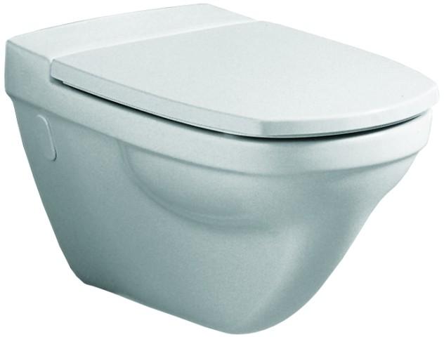 WC-Sitz Vitelle 573625, weiss, mit Absenkautomatik, 573625000 573625000