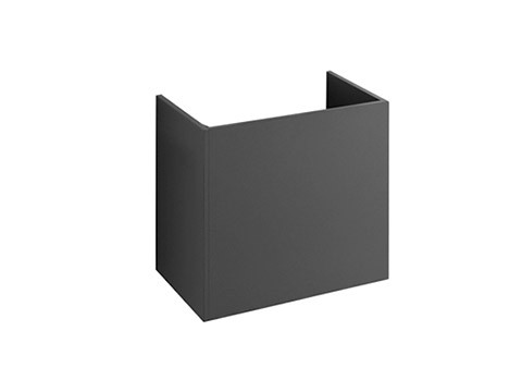 Keuco Waschtisch-Unterbau Edition 300 30563, B: 525, H: 470, T: 320 mm,