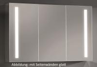 Sanipa Alu LED Spiegelschrank Reflection, AU3129Z, Breite:800mm, Höhe:747mm, Tiefe:172mm
